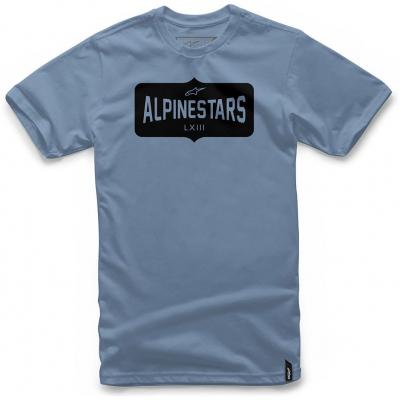 ALPINESTARS triko CRAFT slate blue