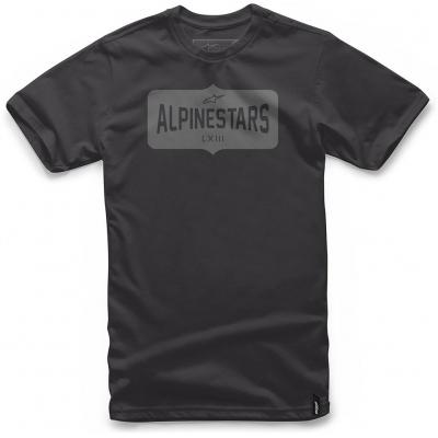 ALPINESTARS tričko CRAFT black