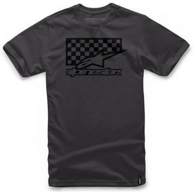 ALPINESTARS triko CHECKBOX black