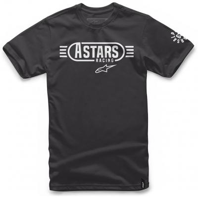 ALPINESTARS tričko CAPSULE black