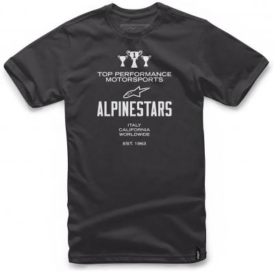 ALPINESTARS triko WORLDWIDE black