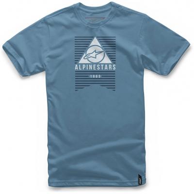 ALPINESTARS triko AWAKENS slate blue