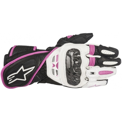 ALPINESTARS rukavice STELLA SP-1 dámské black/white/fuchsia