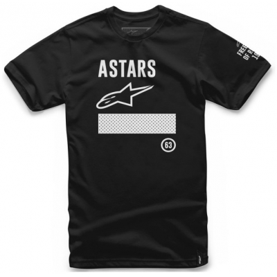 ALPINESTARS triko SET black