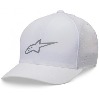 ALPINESTARS kšiltovka AERATE white