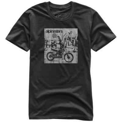 ALPINESTARS tričko STUNT black