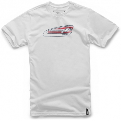 ALPINESTARS triko TANKED white