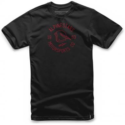 ALPINESTARS triko WINGED black