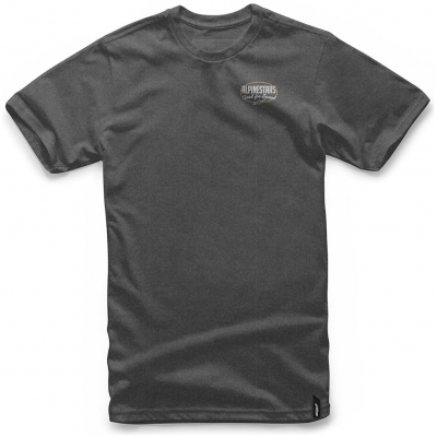 ALPINESTARS tričko PIKE charcoal heather