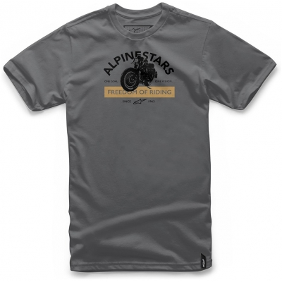 ALPINESTARS triko ROCKER charcoal