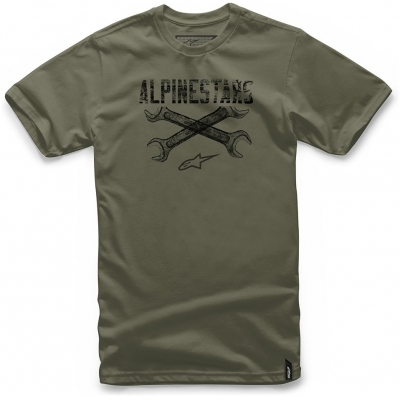 ALPINESTARS triko RATCHET military