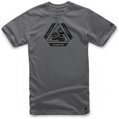 ALPINESTARS triko TRANSFER charcoal