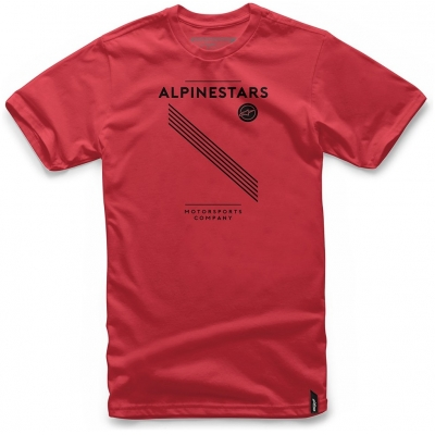 ALPINESTARS triko MONACO red