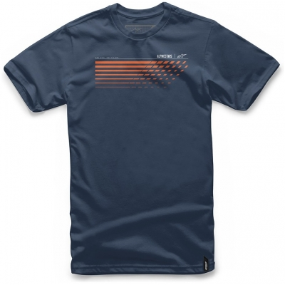 ALPINESTARS tričko FANATIC navy