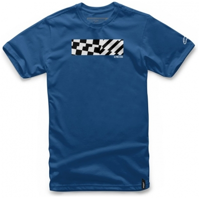 ALPINESTARS triko ELEMENTS royal blue