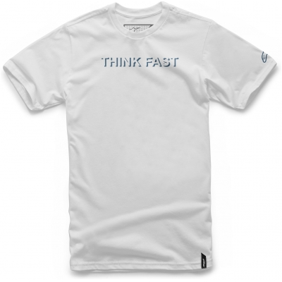 ALPINESTARS triko THINK white