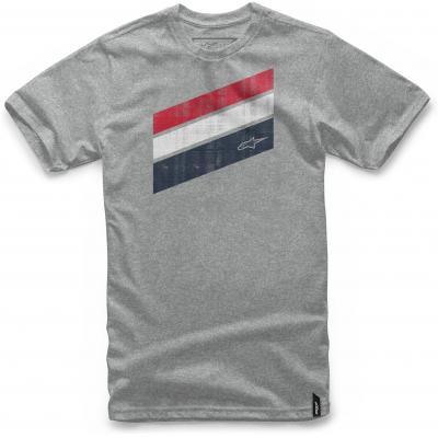 ALPINESTARS tričko Beckton grey heather