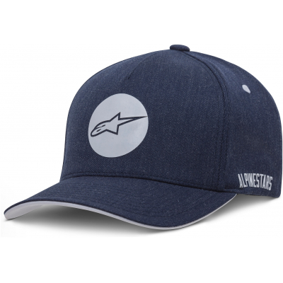 ALPINESTARS kšiltovka DOT navy heather