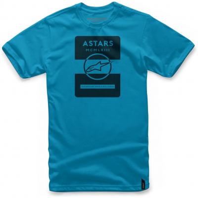 ALPINESTARS triko KAR turquoise