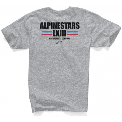 ALPINESTARS triko FINISH II grey