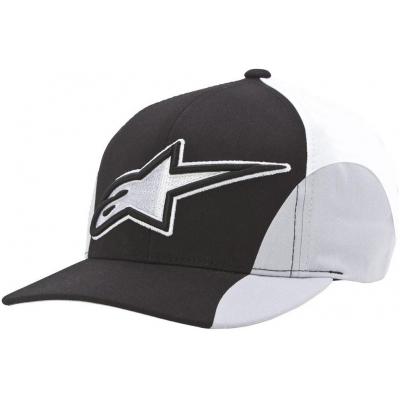 ALPINESTARS kšiltovka FORMULA HAT white/black/gray