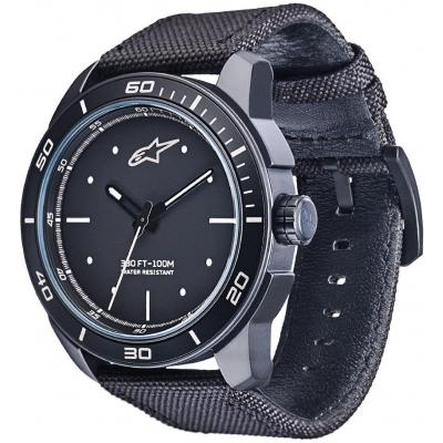 ALPINESTARS hodinky TECH 3H Black / Black / White