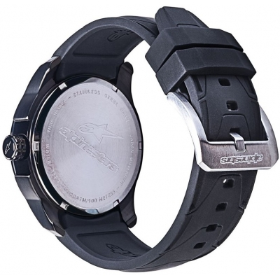 ALPINESTARS hodinky TECH 3H silicon/black/black