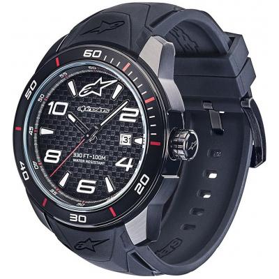 ALPINESTARS hodinky TECH 3H silicon / Black / Black