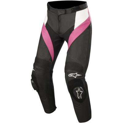 ALPINESTARS kalhoty STELLA MISSILE dámské black/white/fuchsia