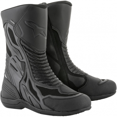 ALPINESTARS boty AIR PLUS v2 GORE-TEX XCR black