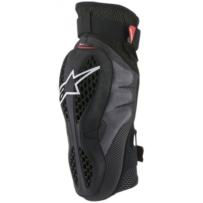 ALPINESTARS chránič kolen SEQUENCE black/red