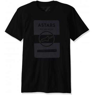 ALPINESTARS triko KAR black