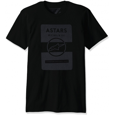 ALPINESTARS tričko KAR black
