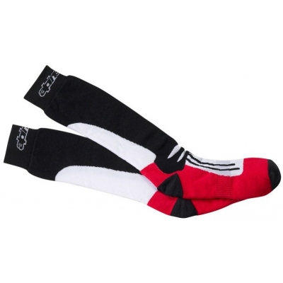 ALPINESTARS ponožky RACING ROAD black/red