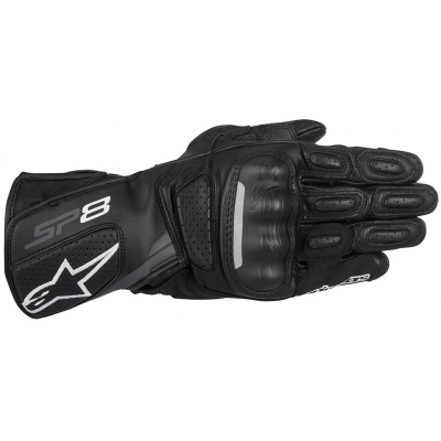 ALPINESTARS rukavice SP-8 v2 black/dark grey