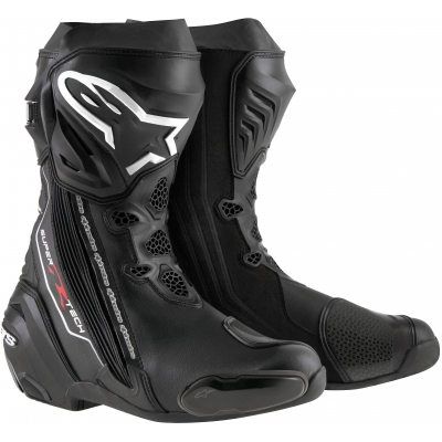 ALPINESTARS boty SUPERTECH R black