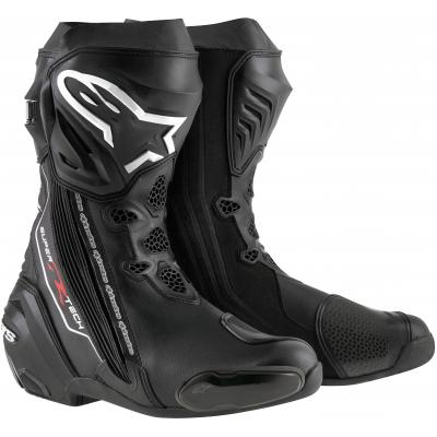 ALPINESTARS topánky SUPERTECH R black