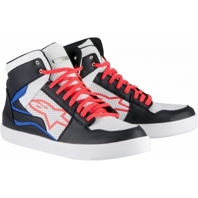 ALPINESTARS boty STADIUM black/white/red/blue