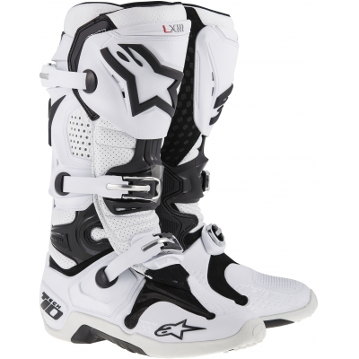 ALPINESTARS boty TECH 10 Vented white