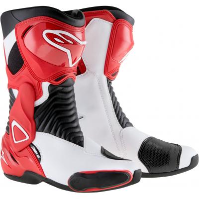ALPINESTARS boty SMX-6 black/red/white