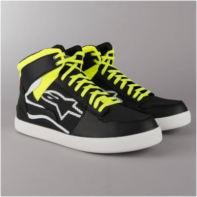 ALPINESTARS boty STADIUM black/yellow/fluo/red