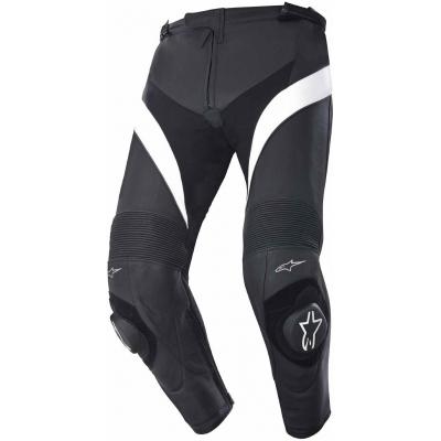ALPINESTARS kalhoty MISSILE pánské black/white