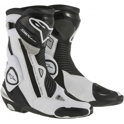 ALPINESTARS boty SMX PLUS black/white