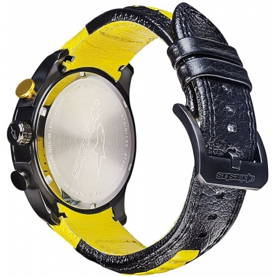 ALPINESTARS hodinky TECH CHRONO yellow/black/yellow