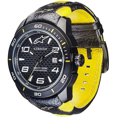 ALPINESTARS hodinky TECH 3H yellow/black/yellow