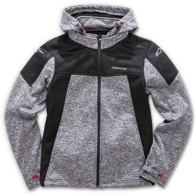 ALPINESTARS bunda STRATIFIED charcoal heather