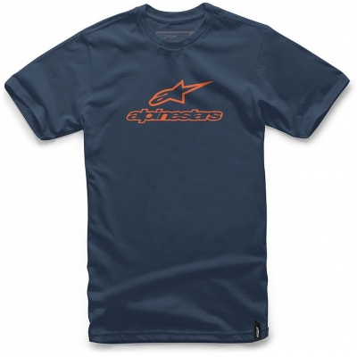 ALPINESTARS triko ALWAYS navy/orange