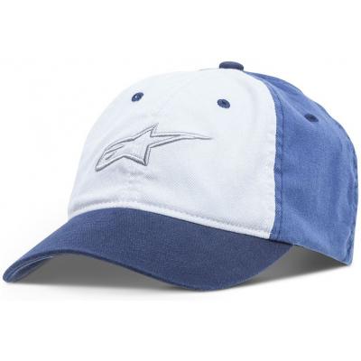 ALPINESTARS kšiltovka UNFOUNDED Flexfit blue