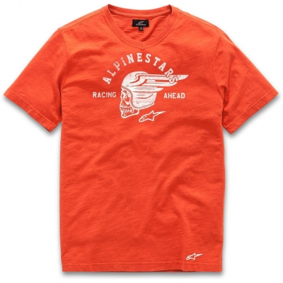 ALPINESTARS triko RAMP KNIT shop red