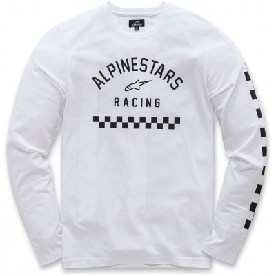 ALPINESTARS triko RUNNER KNIT white